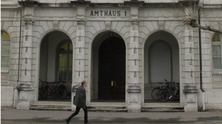 Amthaus, Solothurn